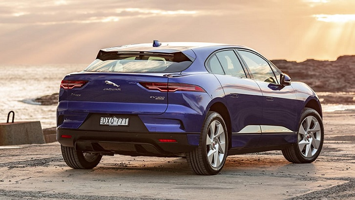 The Conqueror: Jaguar I-Pace