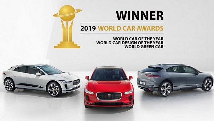 Prestigious One: World Car of the Year!