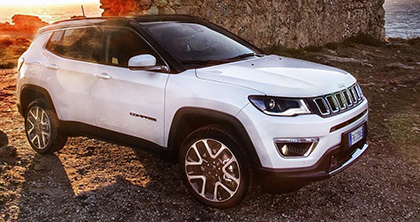 5 thinks you should know about Jeep Compass