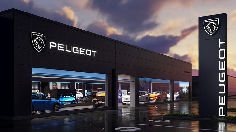 New Face of Peugeot!