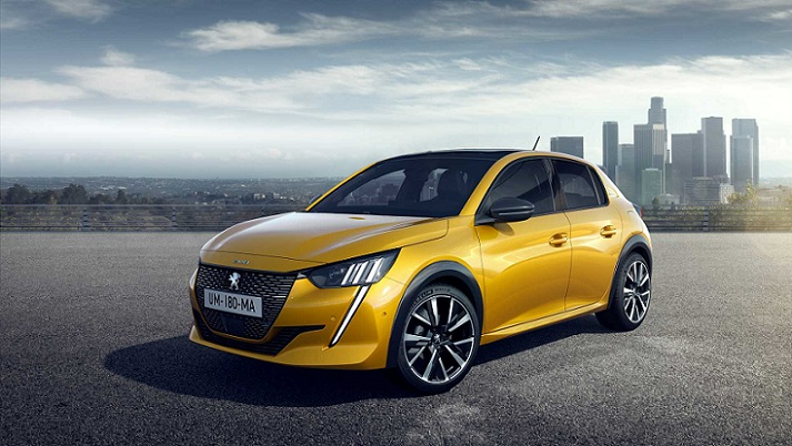 Meeting of Elegance and Technology: Peugeot 208
