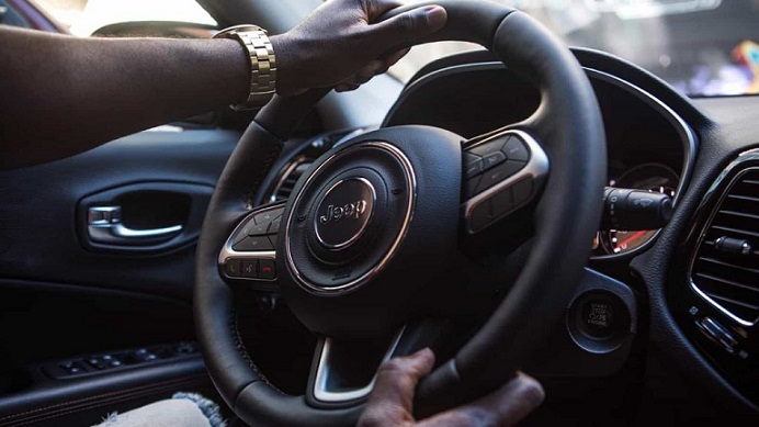 Is Your Steering Wheel Locked?