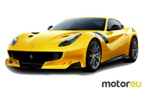 Ferrari F12 Tdf 780 Hp 2013 2017 Mpg Wltp Fuel Consumption