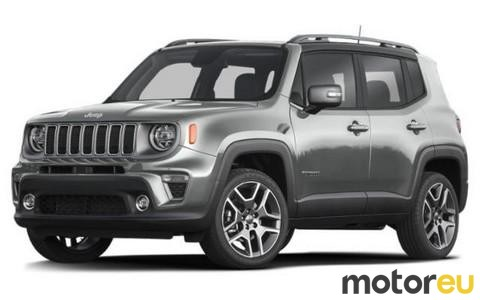 Jeep Renegade 1 3 T Gdi 180 Hp 2018 2019 Mpg Wltp Fuel Consumption