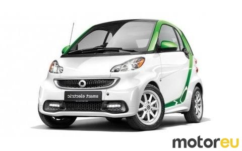 Fortwo Electric Drive Coupe