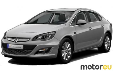 Astra Sedan 1.4 Turbo ecoFlex Start&Stop