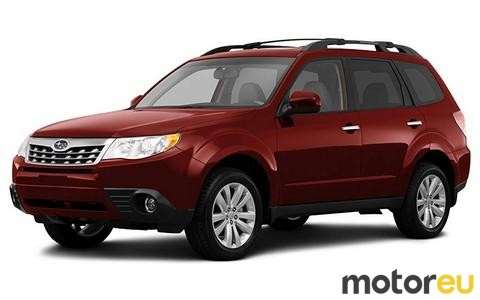 Forester 3
