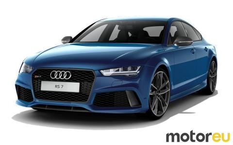 RS7 performance cod Sportback