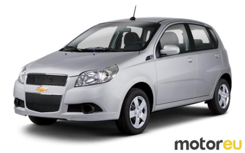 Chevrolet Aveo 1 2 84 Hp 2006 2011 Mpg Wltp Fuel Consumption