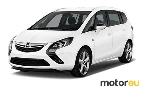 Consumo De Opel Zafira Tourer 1 6 Sidi Turbo 170 Cv 2012 2016 Y