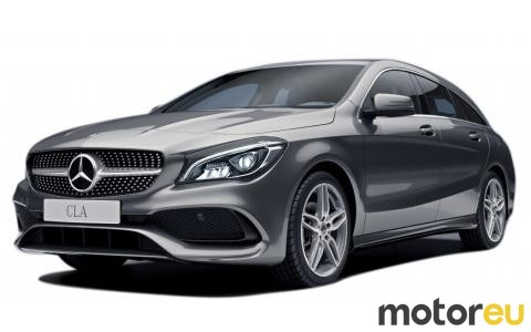 CLA45 AMG Shooting Brake