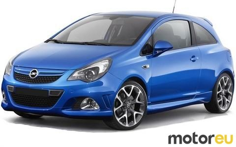 Consumo De Opel Corsa Opc 192 Cv 2011 2014 Y Ficha Tecnica Comparaciones 3 Puertas