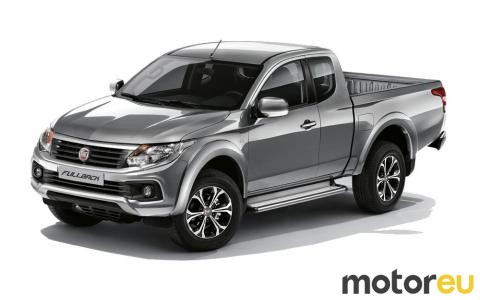 fiat fullback 2 4 d extended cab 181 ps verbrauch alle technische daten. Black Bedroom Furniture Sets. Home Design Ideas