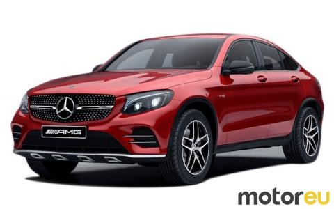 GLC43 AMG Coupe
