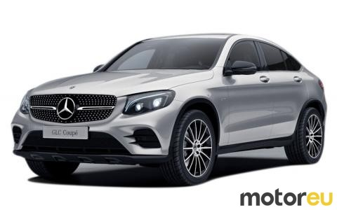 GLC Coupe 250 d