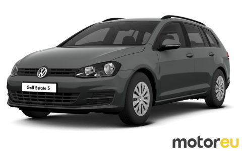 Golf Variant 1.0 TSI BlueMotion