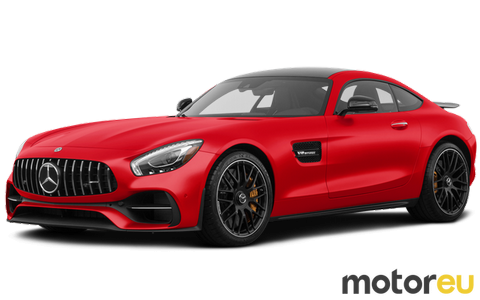 AMG GT (290) Coupe