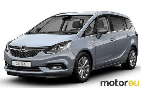 Zafira Tourer 1.6 DI Turbo