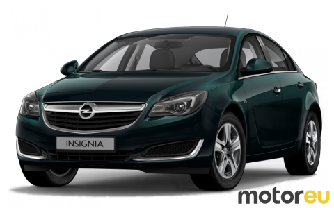 Insignia 2.0 DI Turbo