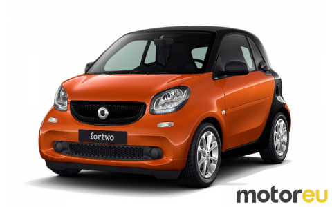 fortwo coupe 0.9 turbo