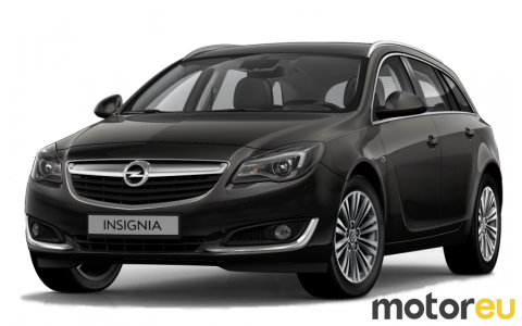 Insignia Sports Tourer 1.6 DI Turbo