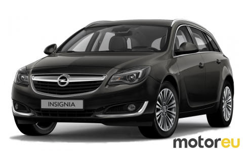 Insignia Sports Tourer 2.0 BiTurbo CDTI