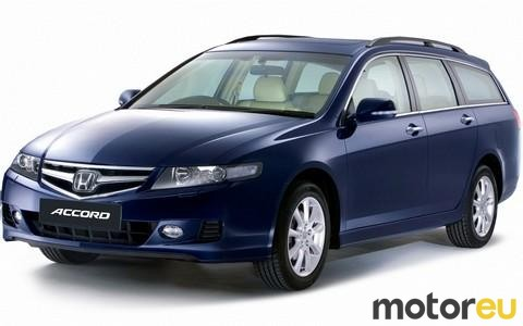 Accord MK7 Tourer