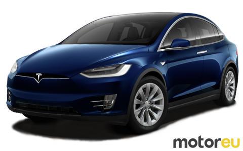 Tesla Model X P100d 611 Hp 2016 2018 Mpg Wltp Fuel Consumption