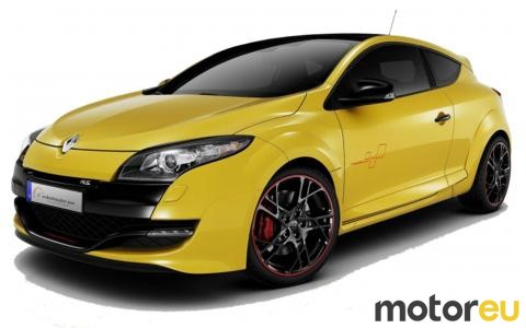Megane 3 R.S. Coupe