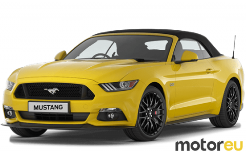 Mustang Convertible 2.3 EcoBoost