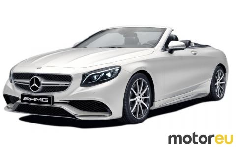 S63 AMG Cabriolet