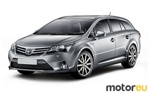 Avensis Station Wagon