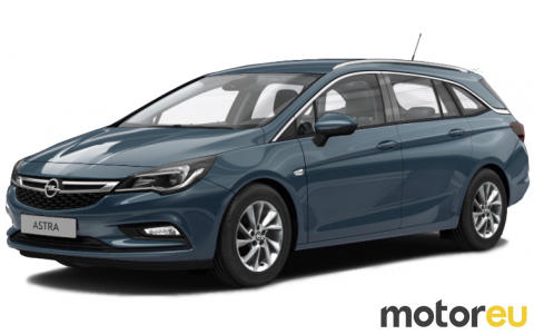 Astra Sports Tourer 1.6 DI Turbo ecoFlex Start&Stop