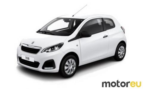 Peugeot 108 1 0 Vti 72 Hp 2014 2019 Mpg Wltp Fuel Consumption