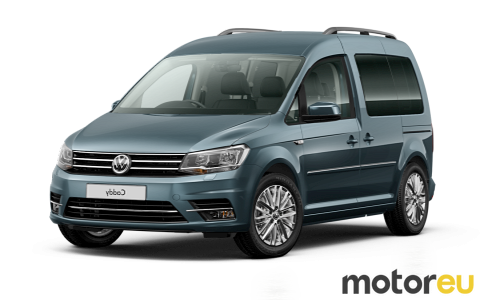 Caddy 1.4 TGI BlueMotion