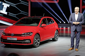 All new VW Polo 2018 in 5 steps