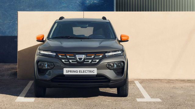 Cheapest in Europe Dacia Spring Electric!